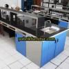 Meja Praktikum Laboratorium dengan Wastafel 2